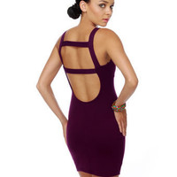 Paparazzi Berry Purple Dress