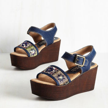Relished Embellishments Wedge