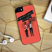 Twenty One Pilots Emotional iPhone 6S Case  Sintawaty.com
