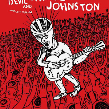 The Devil and Daniel Johnston (Spanish) 27x40 Movie Poster (2005)