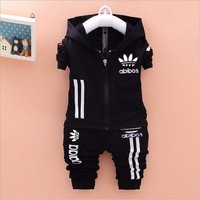 Set Sports suite suit t- shirt pants Sweatshirt Casual Sets