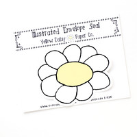 Daisy Envelope Seal