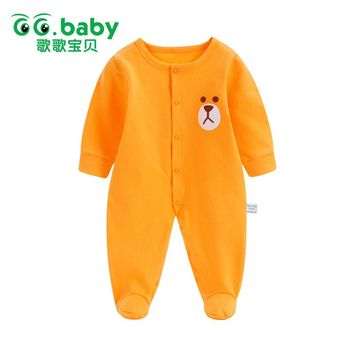 Animals Baby Boy Rompers For Newborns Clothes Long Sleeve Costume Cotton Baby Girl Romper Clothing Overalls Toddlers Jumpsuits