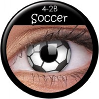 ColourVue Soccer Coloured Contacts