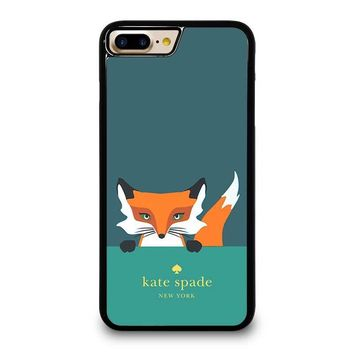 KATE SPADE NOVELTY FOX iPhone 4/4S 5/5S/SE 5C 6/6S 7 8 Plus X Case
