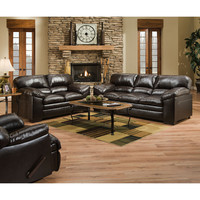 Simmons Two Piece Living Room Set