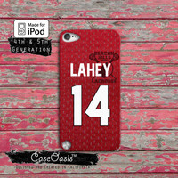 Teen Wolf Inspired Isaac Lahey Beacon Hills Lacrosse Jersey iPod Touch 4th Generation or iPod Touch 5th Generation Rubber or Plastic Case