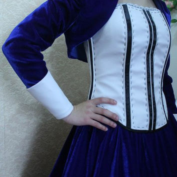 Dress  Elizabeth Bioshock Made to Order Clothing RPG PC Cosplay
