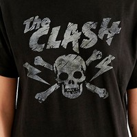 The Clash Skull Tee | Urban Outfitters