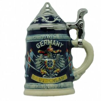 Oktoberfest Party Favor Stein Magnet German Eagle