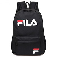 shosouvenir  FILA  Casual Sport Laptop Bag Shoulder School Bag Backpack