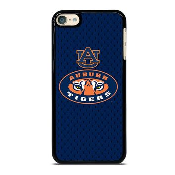 AUBURN TIGERS FOOTBALL iPod Touch 6 Case Cover