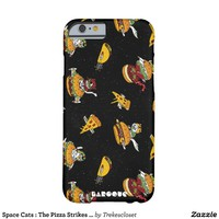 Space Cats : The Pizza Strikes Back Barely There iPhone 6 Case