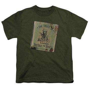 Harry Potter - Beedle The Bard Short Sleeve Youth 18/1