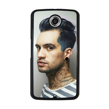 BRENDON URIE Panic at The Disco Nexus 6 Case Cover