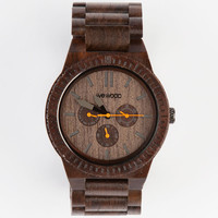 Wewood Kappa Watch Chocolate One Size For Men 23996340201