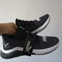 """Puma"" Men Casual Fashion Flyknit Running Shoes All-match Sneakers"