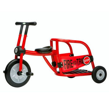 ItalTrike Pilot 300 Fire Truck Tricycle 300-19FT