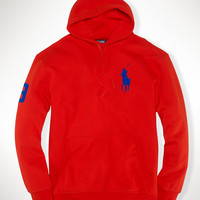 Big Pony Playa Fleece Hoodie