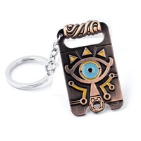 The Legend of Zelda  Breath of the Wild Pendant Keychain Cosplay Costumes