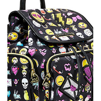 BETSEY CON BACKPACK: Betsey Johnson