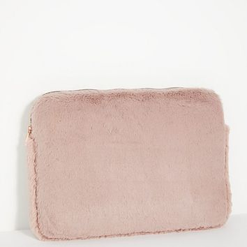 Furry Laptop Case