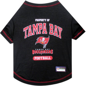 Tampa Bay Buccaneers Pet Shirt MD