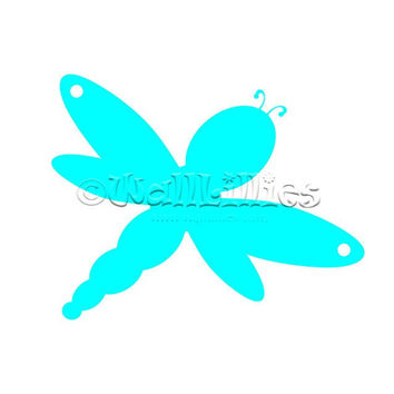 Dragonfly II Decal