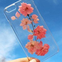 Fashion Flower Print iPhone Phone Cover Case For iphone 6 6s 6plus 6splus 7 7plus 8 8plus
