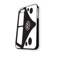 Minibus Decal Vecktor Patter iPhone 5/5S Case