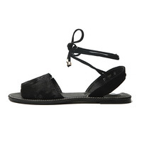 Summer Ankle Strap Sandals