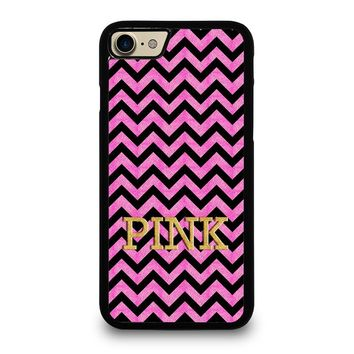 VICTORIA'S SECRET PINK CHEVRON Case for iPhone iPod Samsung Galaxy