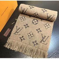 LV Louis Vuitton Woman Men Trending Casual Accessories Cape Scarf Scarves I-TMWJ-XDH