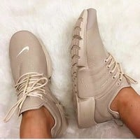 NIKE Air Presto Khaki White Small Hook NIKE Air Presto Khaki Fashion Women/Men Running Sport Casual Cushion Shoes Sneakers G-AA-SDDSL-KHZHXMKH