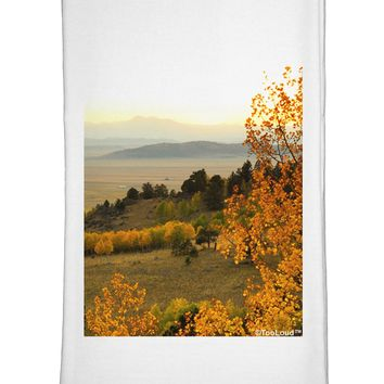 Nature Photography - Gentle Sunrise Flour Sack Dish Towels by TooLoud