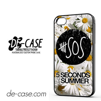Daisy 5 Seconds Of Summer 5sos For Iphone 4 Iphone 4S Case Phone Case Gift Present