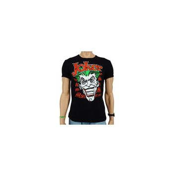 DC Comics mens T-shirt  Joker