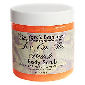 Sex On The Beach Lotion Scrub