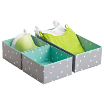Blue Pippi Drawer Organizers