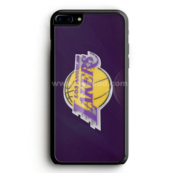 La Lakers Los Angeles Basketball Nba iPhone 7 Plus Case | aneend