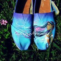 Color of the Wind. Pocahontas Inspired Toms