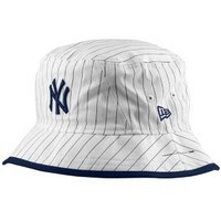 New Era MLB Tipped Pinstripe Bucket - Men's