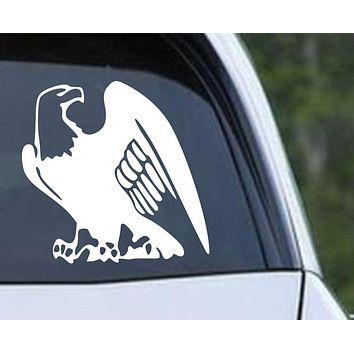 Bald Eagle Die Cut Vinyl Decal Sticker