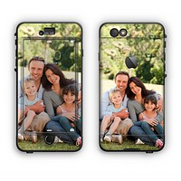 The Add Your Own Image Apple iPhone 6 LifeProof Nuud Case Skin Set