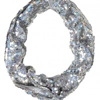 Sequin Eternity Scarf | Girls Fashion Scarves & Hats Accessories | Shop Justice