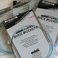 "Addi Sock Rocket 40"" (100 cm) Circular Knitting Needles"