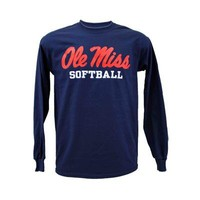 LS SCRIPT OLE MISS SOFTBALL