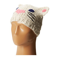 San Diego Hat Company KNH3342 Knit Cat Face beanie with Ears Cat - Zappos.com Free Shipping BOTH Ways