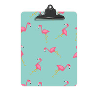 Flamingos Clipboard