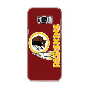 washington redskins logo 2 Samsung Galaxy S8 | Galaxy S8 Plus case